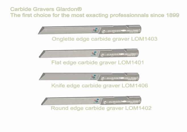carbide-graver